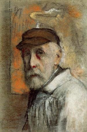 Pierre Auguste Renoir - Self Portrait I