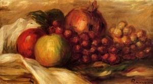 Pierre Auguste Renoir - Still Life with Fruit III