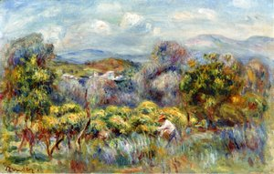 Pierre Auguste Renoir - Orange Trees