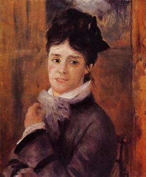 Madame Claude Monet (Camille)