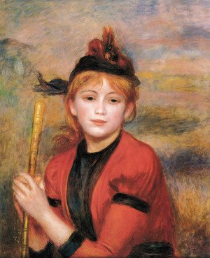Pierre Auguste Renoir - The Rambler