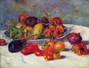 Pierre Auguste Renoir - Fruits of the Midi