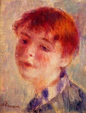 Pierre Auguste Renoir - Margot 1876