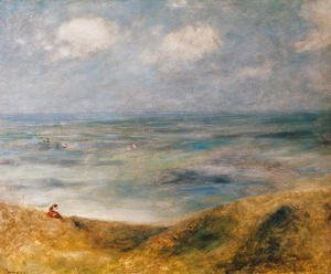 Pierre Auguste Renoir - View of the Sea Guernsey