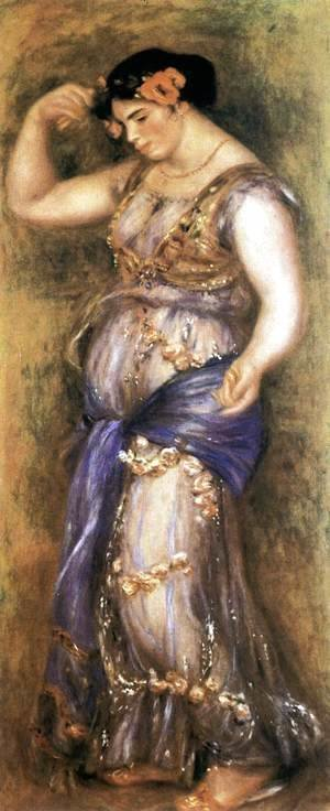 Pierre Auguste Renoir - Dancing Girl with Castanets