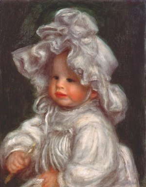 Pierre Auguste Renoir - Portrait of claude 2