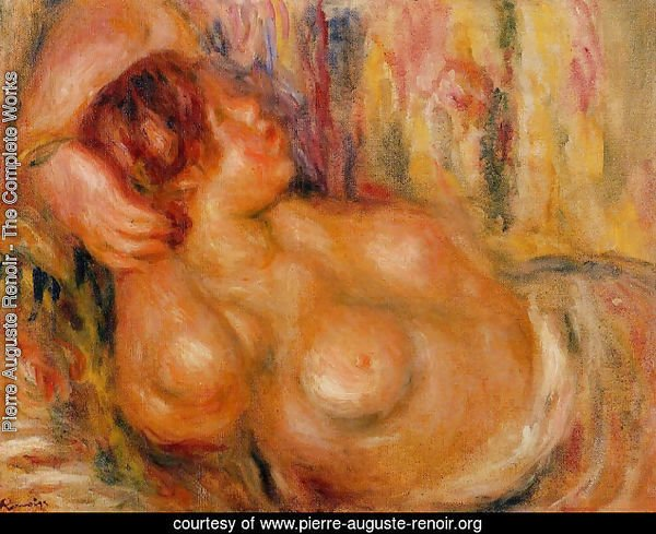 Woman At the Chest