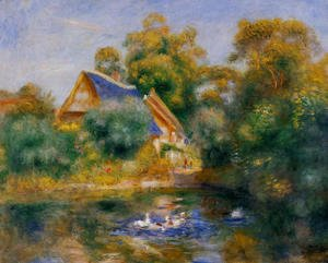Pierre Auguste Renoir - Mother Goose