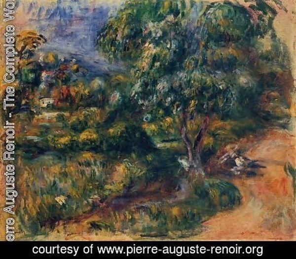 Pierre Auguste Renoir - The Beal