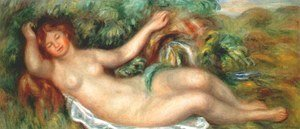 Pierre Auguste Renoir - The Spring 2