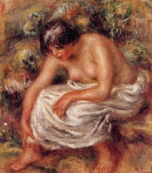 Pierre Auguste Renoir - Bathing