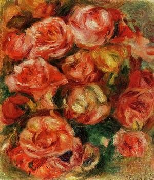 Pierre Auguste Renoir - Bouquet Of Flowers2