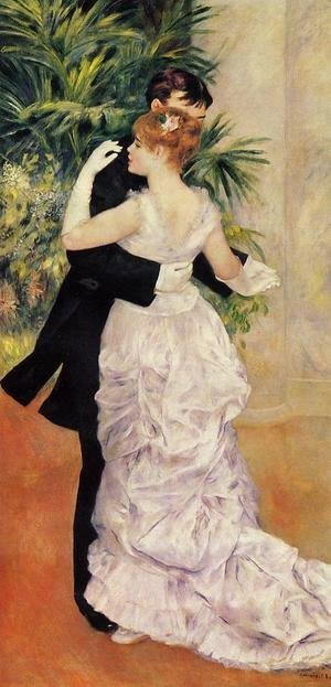 Pierre Auguste Renoir - City Dance