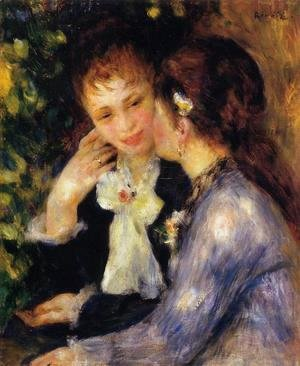 Pierre Auguste Renoir - Confidences