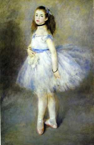 Pierre Auguste Renoir - Dancer