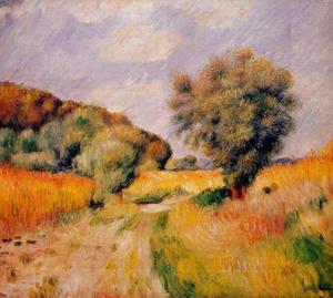 Pierre Auguste Renoir The Complete Works Field Of