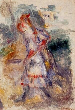 Pierre Auguste Renoir - Girls