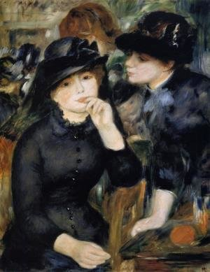 Pierre Auguste Renoir - Girls In Black