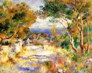 Pierre Auguste Renoir - L Estaque