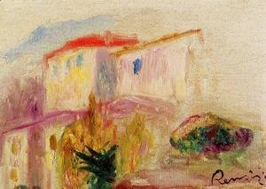 Le Poste At Cagnes (study)