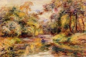 Pierre Auguste Renoir - Little River