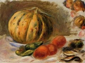 Pierre Auguste Renoir - Melon And Tomatos2
