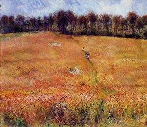 Pierre Auguste Renoir - Path Through The High Grass