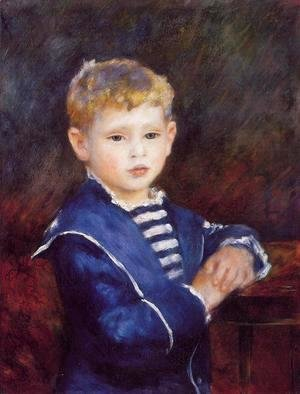 Pierre Auguste Renoir - Paul Haviland