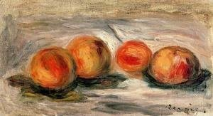 Pierre Auguste Renoir - Peaches