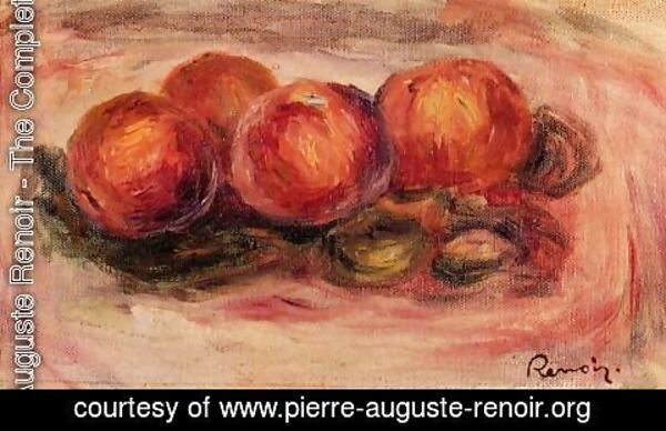 Pierre Auguste Renoir - Peaches And Almonds