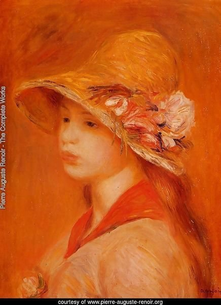 Portrait Of A Young Girl3