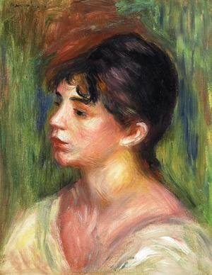 Portrait Of A Young Woman3