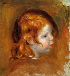Pierre Auguste Renoir - Portrait Of Jean