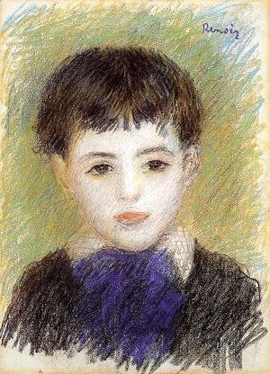 Pierre Auguste Renoir - Portrait Of Pierre