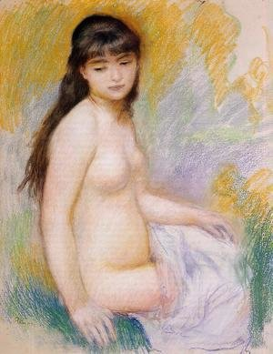 Seated Bather2