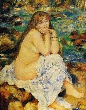 Pierre Auguste Renoir - Seated Nude3