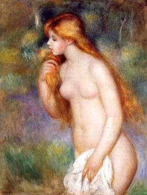 Pierre Auguste Renoir - Standing Bather2