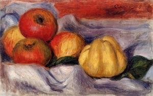 Pierre Auguste Renoir - Still Life With Apples