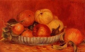 Pierre Auguste Renoir - Still Life With Apples And Oranges2