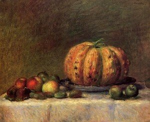 Pierre Auguste Renoir - Still Life With Fruit3