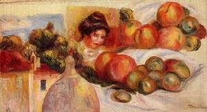 Pierre Auguste Renoir - Still Life With Fruit4