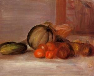 Pierre Auguste Renoir - Still Life With Melon2