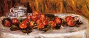Pierre Auguste Renoir - Still Life With Strawberries