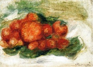 Pierre Auguste Renoir - Still Life With Strawberries3
