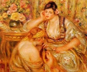 Pierre Auguste Renoir - The Agreement