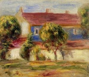 Pierre Auguste Renoir - The Artists House