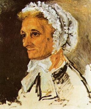 Pierre Auguste Renoir - The Artists Mother