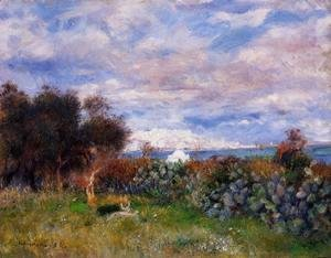 Pierre Auguste Renoir - The Bay Of Algiers