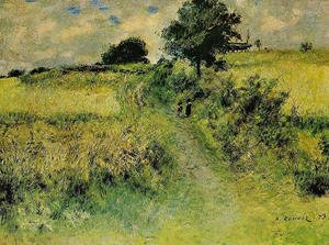 Pierre Auguste Renoir - The Field