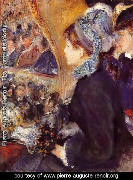 Pierre Auguste Renoir - The First Outing